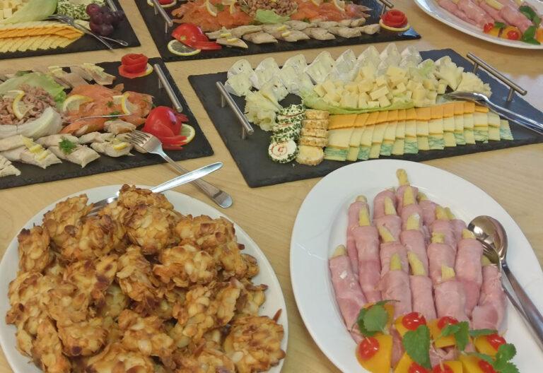 Buffet von Cateringservice Rode